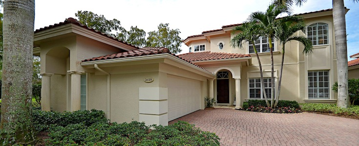 L'Ermitage at Grey Oaks in Naples, FL
