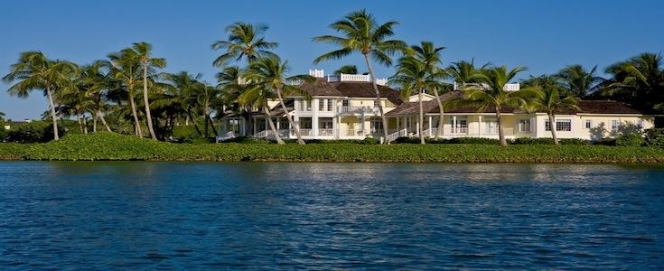 Florida East West Coast Beach Communites